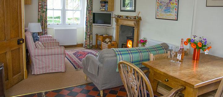 Laburnham Cottage in Pembrokeshire